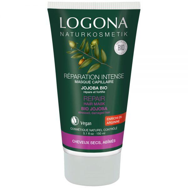 Logona органски препарат за обновување на коса со органска јојоба
