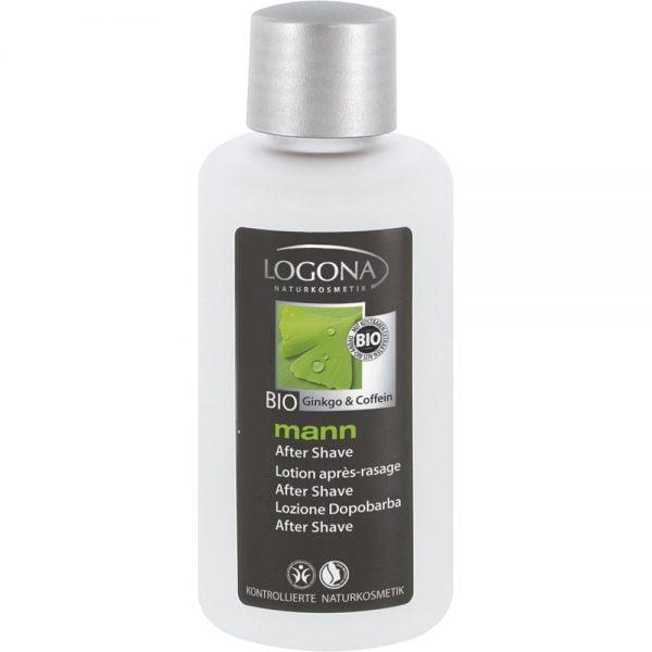 Logona органски лосион за мажи за по бричење