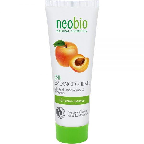 Крема за баланс на кожата - 24 часа